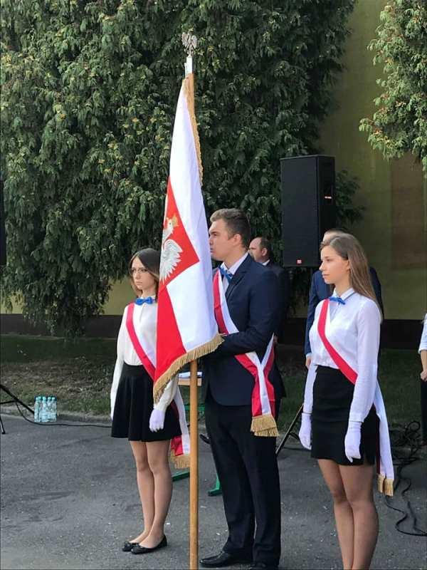 Rozpoczęcie roku szkolnego 2018/19
