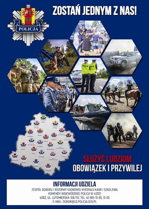 Odezwa Komendanta Wojewódzkiego Policji do uczniów