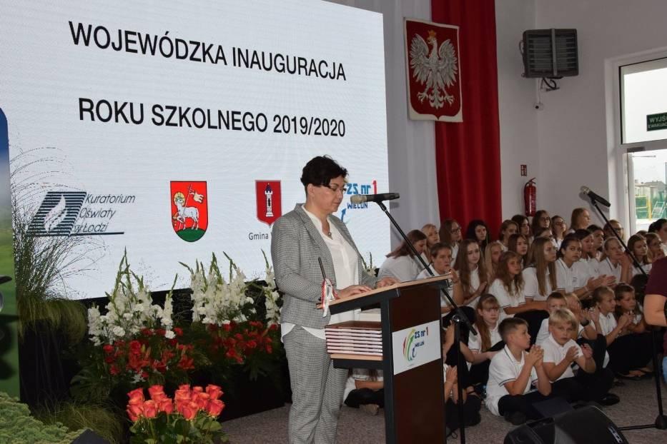 Wojewódzka Inauguracja Roku Szkolnego 2019/2020