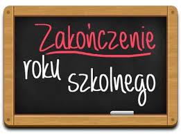 Zakończenie roku szkolnego 2019/2020 w Zespole Szkół nr 1 w Wieluniu