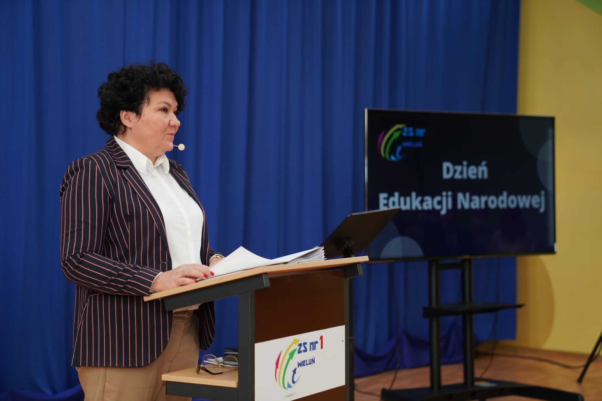 Dzień Edukacji Narodowej w ZS1